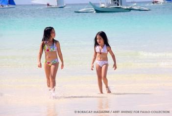 Boracay children's beachwear