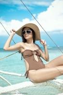 Model Ivy Tablante. Photography Dairy Darilag. Location Boracay.