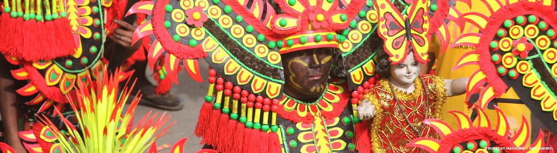 ati-atihan festival kalibo aklan philippines