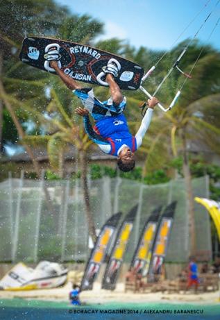 kiteboarding kitesurfing boracay