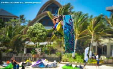 kiteboarding kitesurfing boracay 4