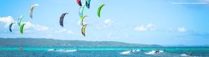 Kiteboard Tour Asia, Bolabog Beach, Boracay