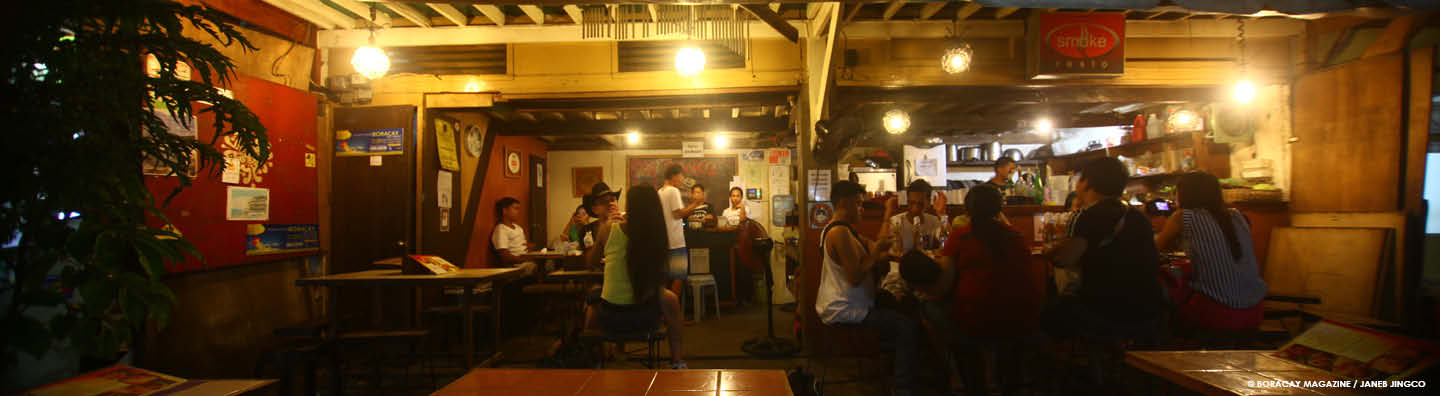 This 24-hour eatery in Boracay is always full-house